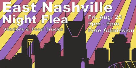 East Nashville Night Flea tickets