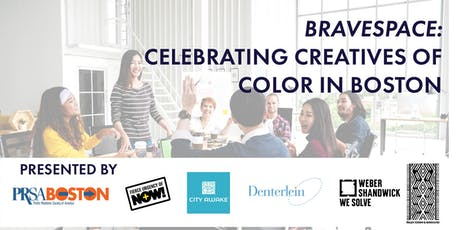 BraveSpace: Celebrating Creatives of Color in Boston tickets