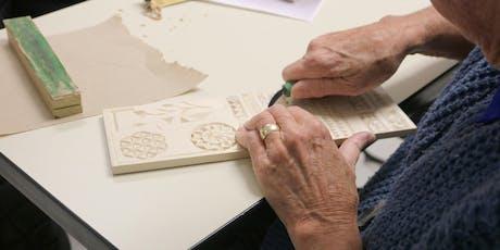 Beginner Chip Carving tickets