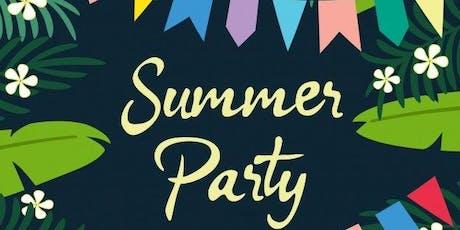 Staff Appreciation Summer Party tickets