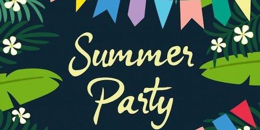 Staff Appreciation Summer Party