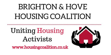 Crunch Time: Homeless Bill of Rights Demo Outside Hove Town Hall & Art Exhibition from Fringe 2019 tickets