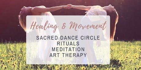Healing & Movement Workshop- 'Awaken the fire within' tickets