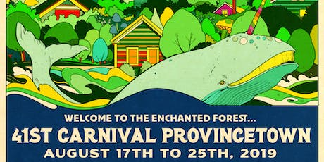 Carnival Parade Enchanted Forest 2019 tickets