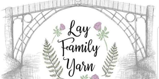 Layfamilyyarn shop launch