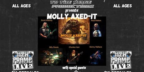 Molly Axed-It with special guest Seattle tickets