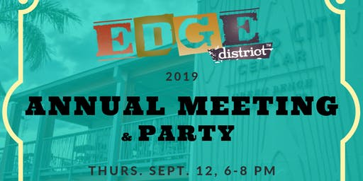 EDGE District Annual Meeting 2019