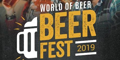 Dublin World Of Beer - Beer Festival tickets