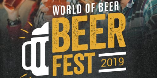 Dublin World Of Beer - Beer Festival