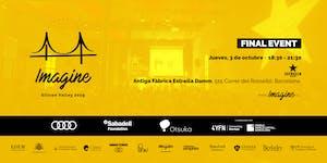 Evento Final Imagine Silicon Valley 2019 - Barcelona