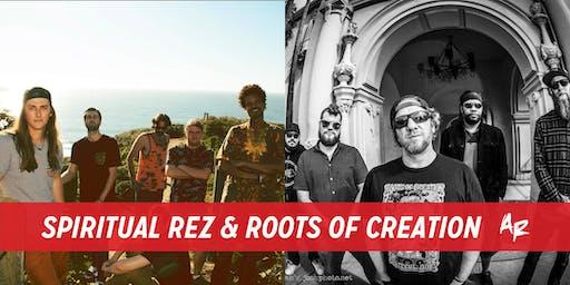 Spiritual Rez & Roots of Creation at ArtsRiot