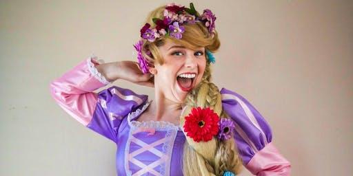 Atlanta Princess Tea Time/Back to School Tea Party with Princess Rapunzel