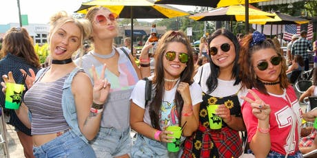I Love the 90's Bash Bar Crawl - Boise tickets