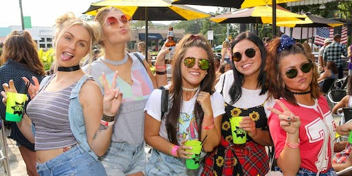 I Love the 90's Bash Bar Crawl - Boise