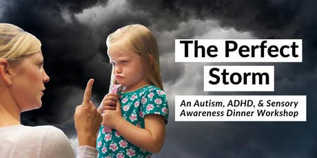 The Perfect Storm: Free Dinner with Dr. John Unruh [Limited Seating] tickets