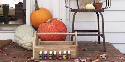 Fall Wellness with Essential Oils