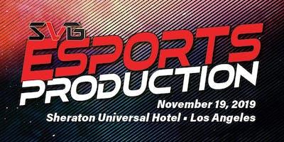 SVG: ESports Production Summit