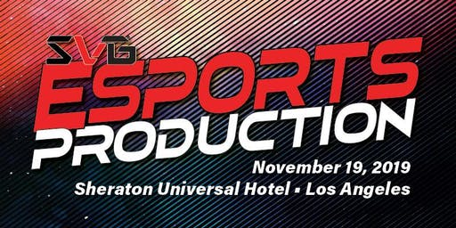 SVG: ESports Production Summit