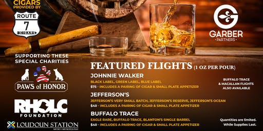 Cars, Cigars, & A Whiskey Bar