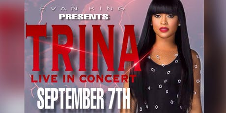 Trina Live @ Club 1k tickets