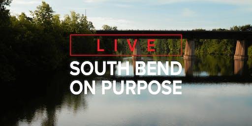 South Bend on Purpose Season 3 Party