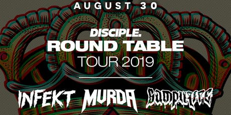 Sequence 08.30: Disciple Roundtable Tour ft. INFEKT + MVRDA + SampliFire tickets