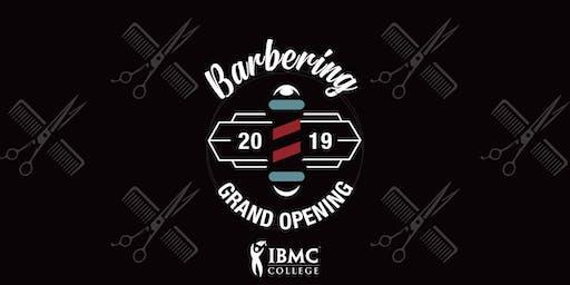 IBMC College Longmont Barbering Grand Opening