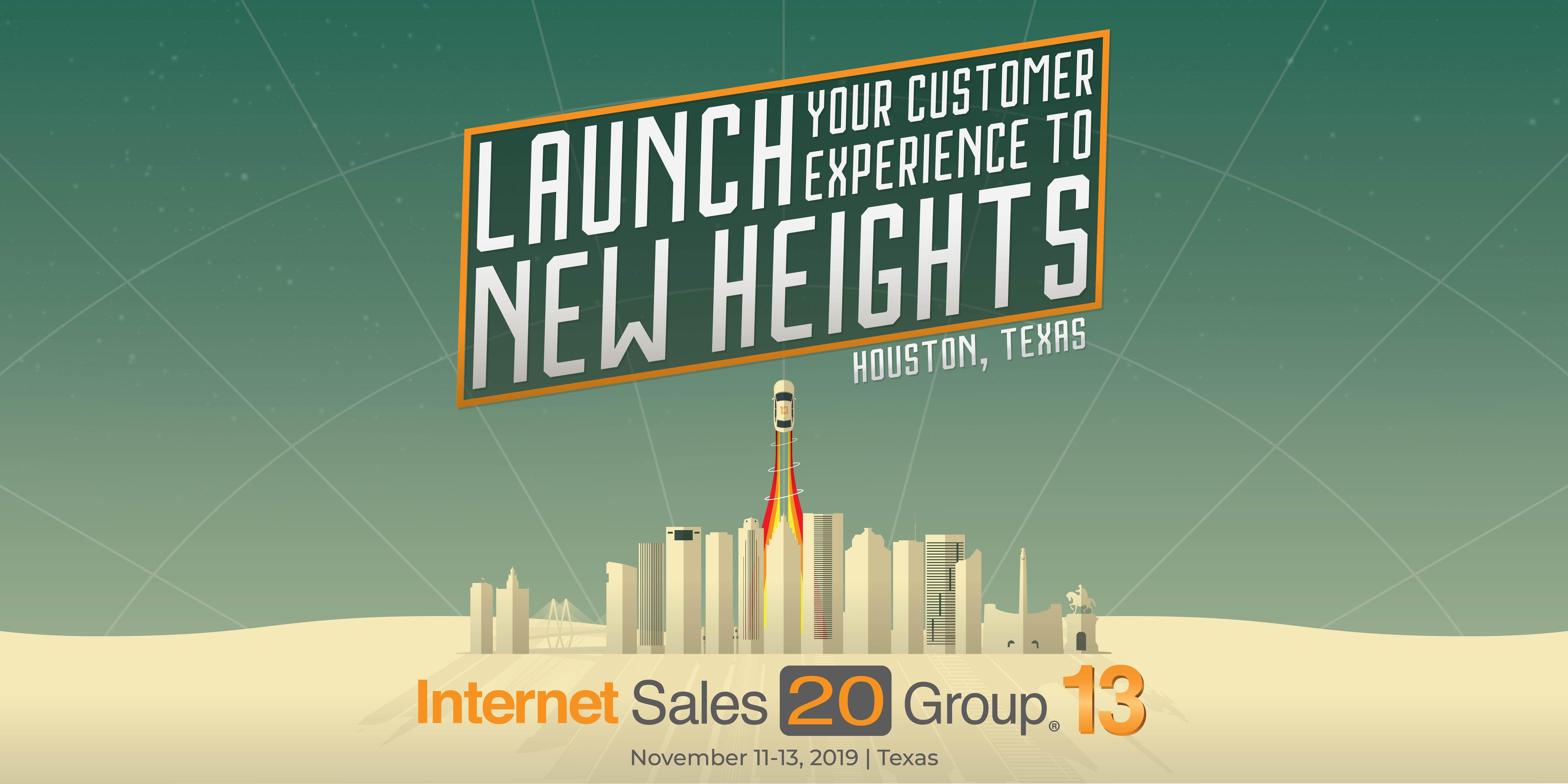 Internet Sales 20 Group 13 - Houston TX