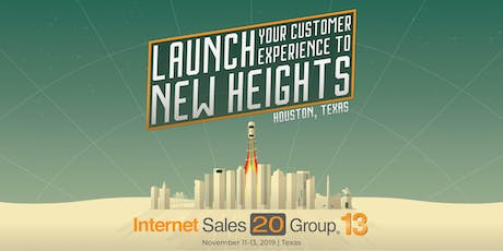 Internet Sales 20 Group 13 - Houston, TX tickets