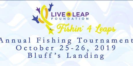 Fishin 4 Leaps tickets