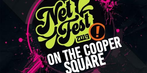 NETFEST on the Cooper Square