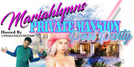 MARIAHLYNN'S BIRTHDAY POOL PARTY