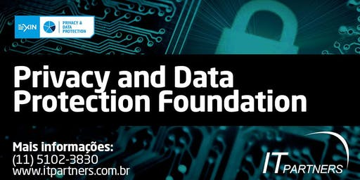 PRIVACY AND DATA PROTECTION FOUNDATION - TREINAMENTO