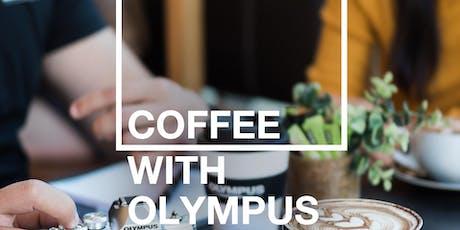 Coffee With Olympus - Intermediate (Ottawa) tickets
