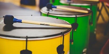 Drum Playshop tickets