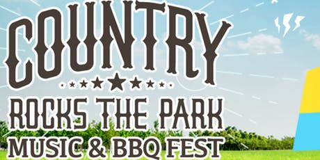 COUNTRY ROCKS THE PARK 2019 tickets