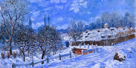 Snow At Louveciennes By Alfred Sisley tickets