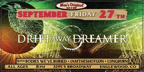 Drift Away Dreamer at Moe's Original BBQ Englewood tickets