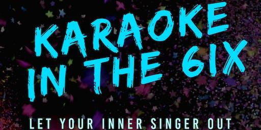 Karaoke in the 6ix on Pioneer Cruises