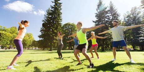 FREE Pop Up! Outdoor Bootcamp at Sir Winston Churchill Park! tickets