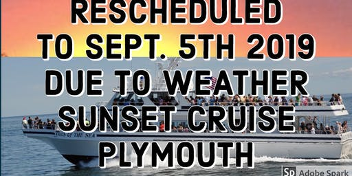 Spiritfest Sunset Cruise Plymouth Harbor