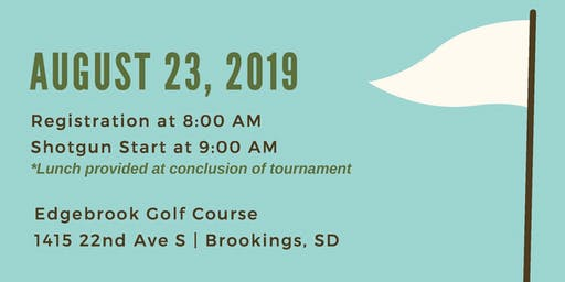 SOUTH DAKOTA PUBLIC POWER PAC GOLF TOURNAMENT