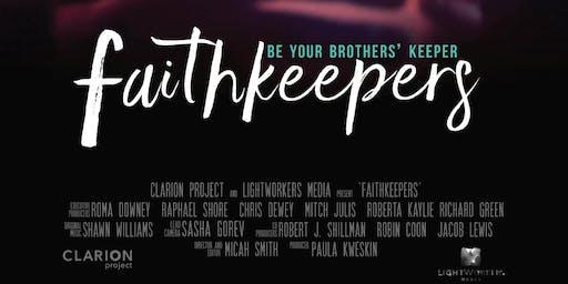 FaithKeepers Screening at SMU