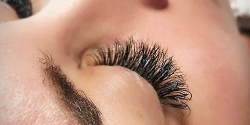 Volume Eye Lash Extension  Training