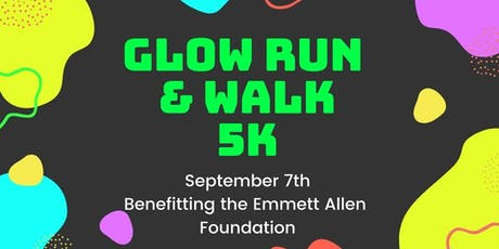 5k Glow Run & Walk tickets