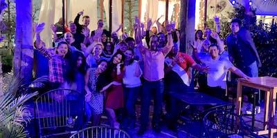 Bachata Party at El Pueblito Patio, Houston! 08/23