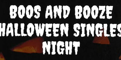 D&B Woodbridge Boos and Booze Halloween Singles Night