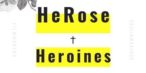 HeRose & Heroines: Fellowship for Christians in Entertainment