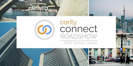 Cority's Toronto Roadshow tickets