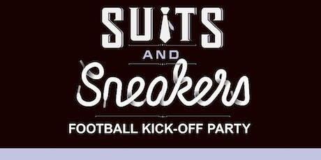 Suits & Sneakers - Thursday, August 22nd 6P-10P tickets